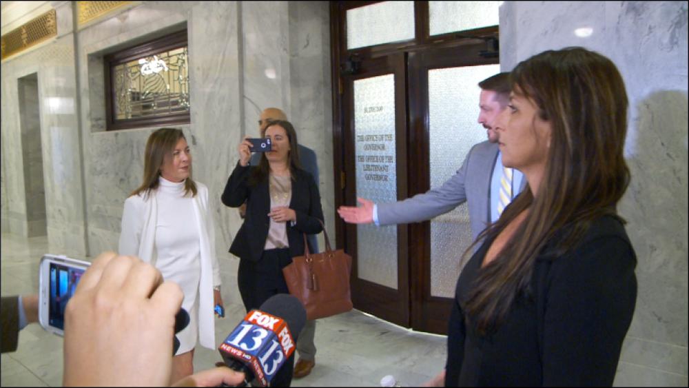 SLARA Meets with Governor Herbert, Asking to Veto DUI Bill
