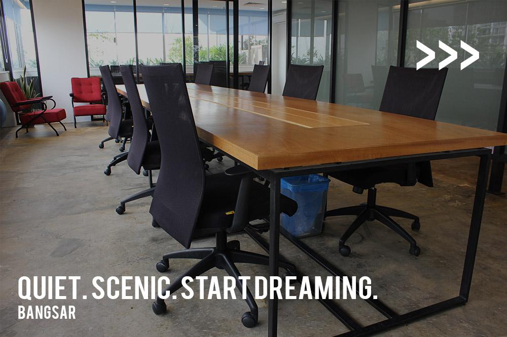 start coworking