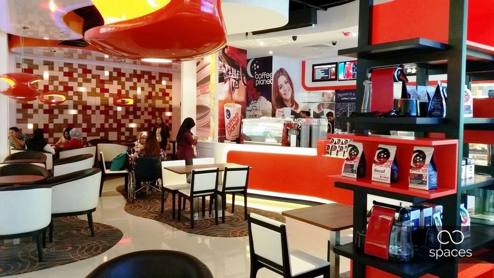 Coffee Planet | IOI City Mall