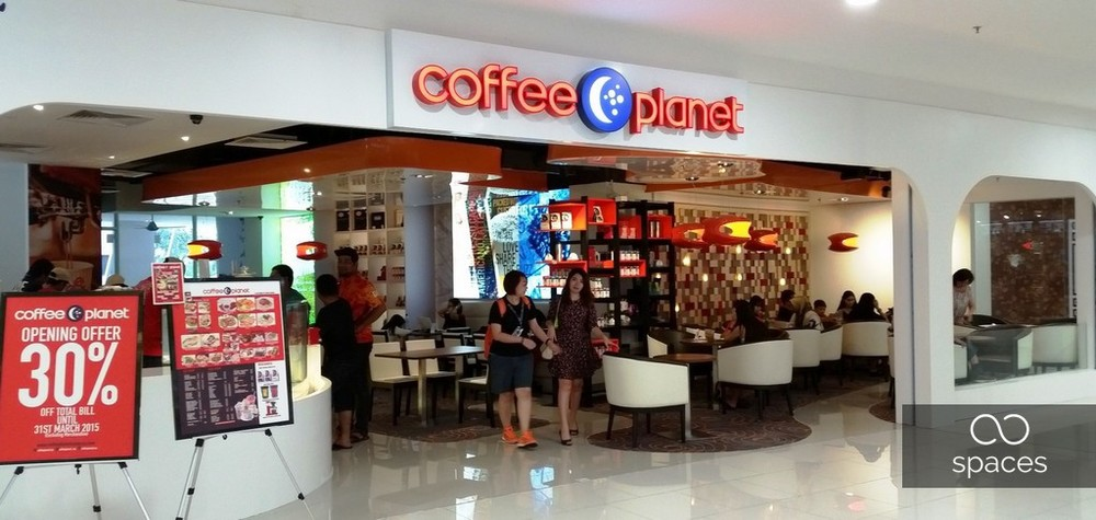 Coffee Planet | Quill City Mall