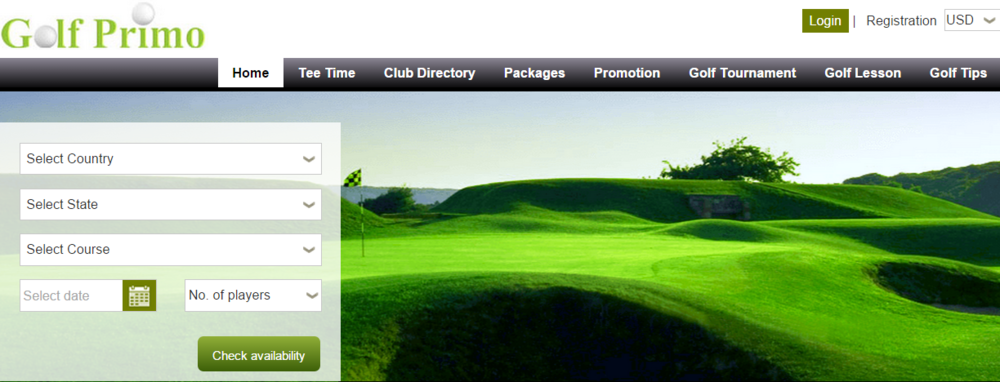 Image Credit: Golf Primo