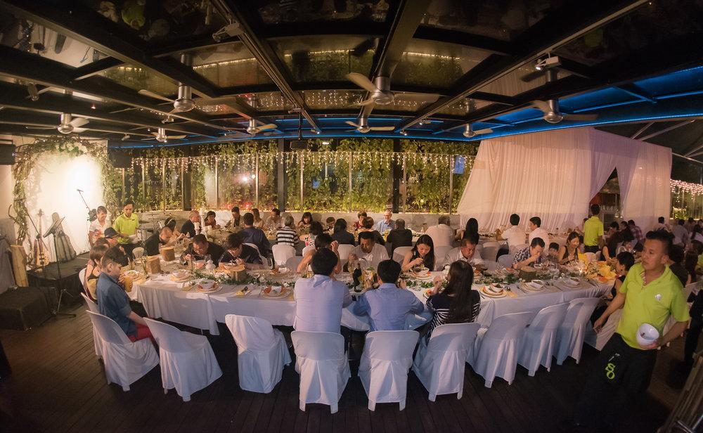 Alfresco Wedding Dinner with Guests.JPG