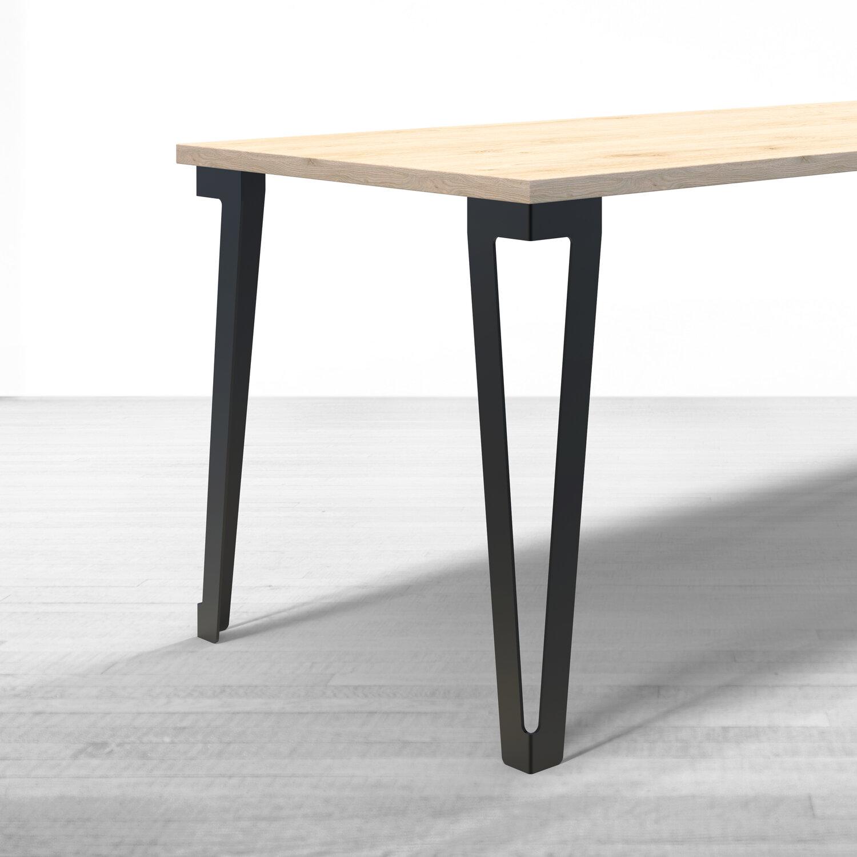 V Shape Metal Table Legs Modcraft Australia Metal Table Legs