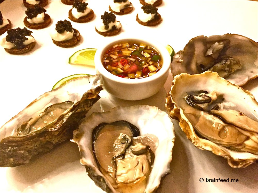 thai oysters