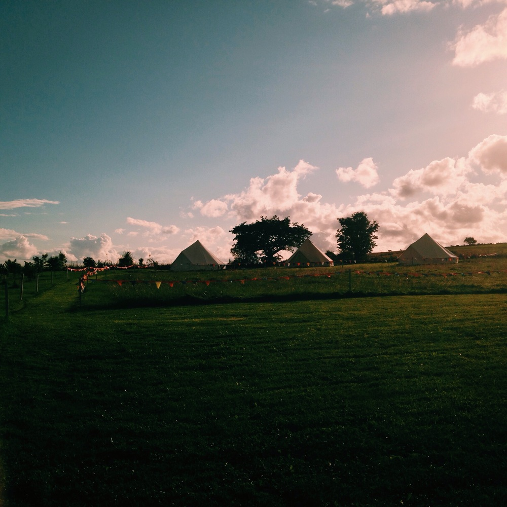 Bell tent #3