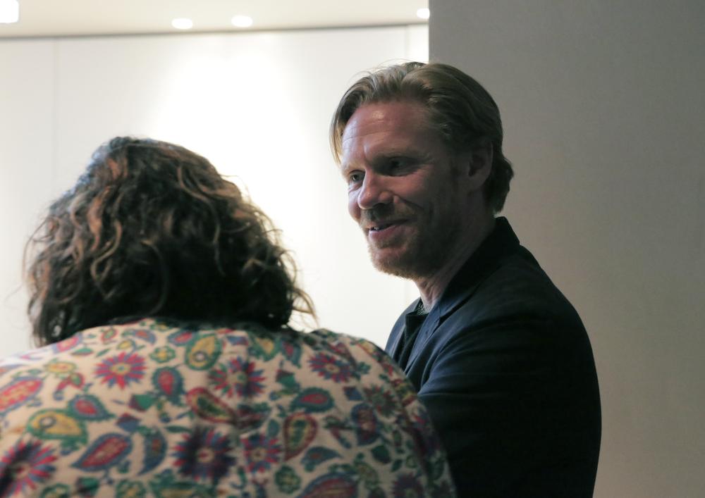 Actor Michael Schaeffer
