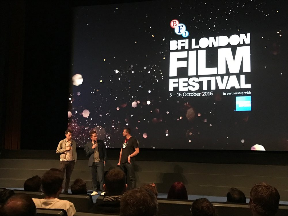 Q&A with editor Alec Rossiter, director Matthew Jones and Stuart Brown