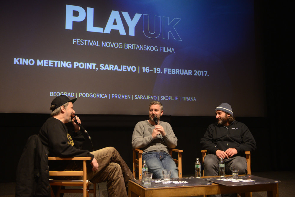 Q&A with DJ, producer and sound designer Nenad Kovačević and producers M J McMahon and Brian A. Hoffman