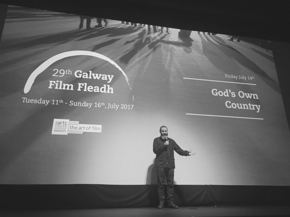 Q&A with director Francis Lee