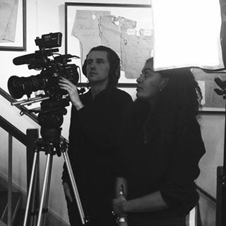 DoP Lee Holmes and director Henrietta Lee