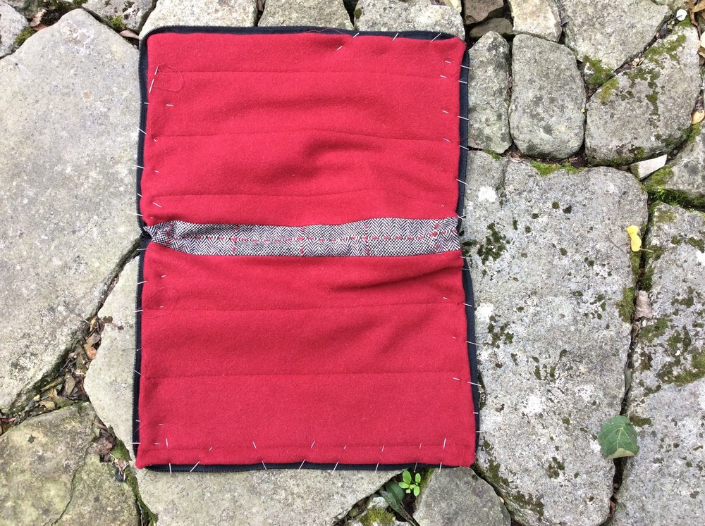 Recycled laptop sleeve RK3