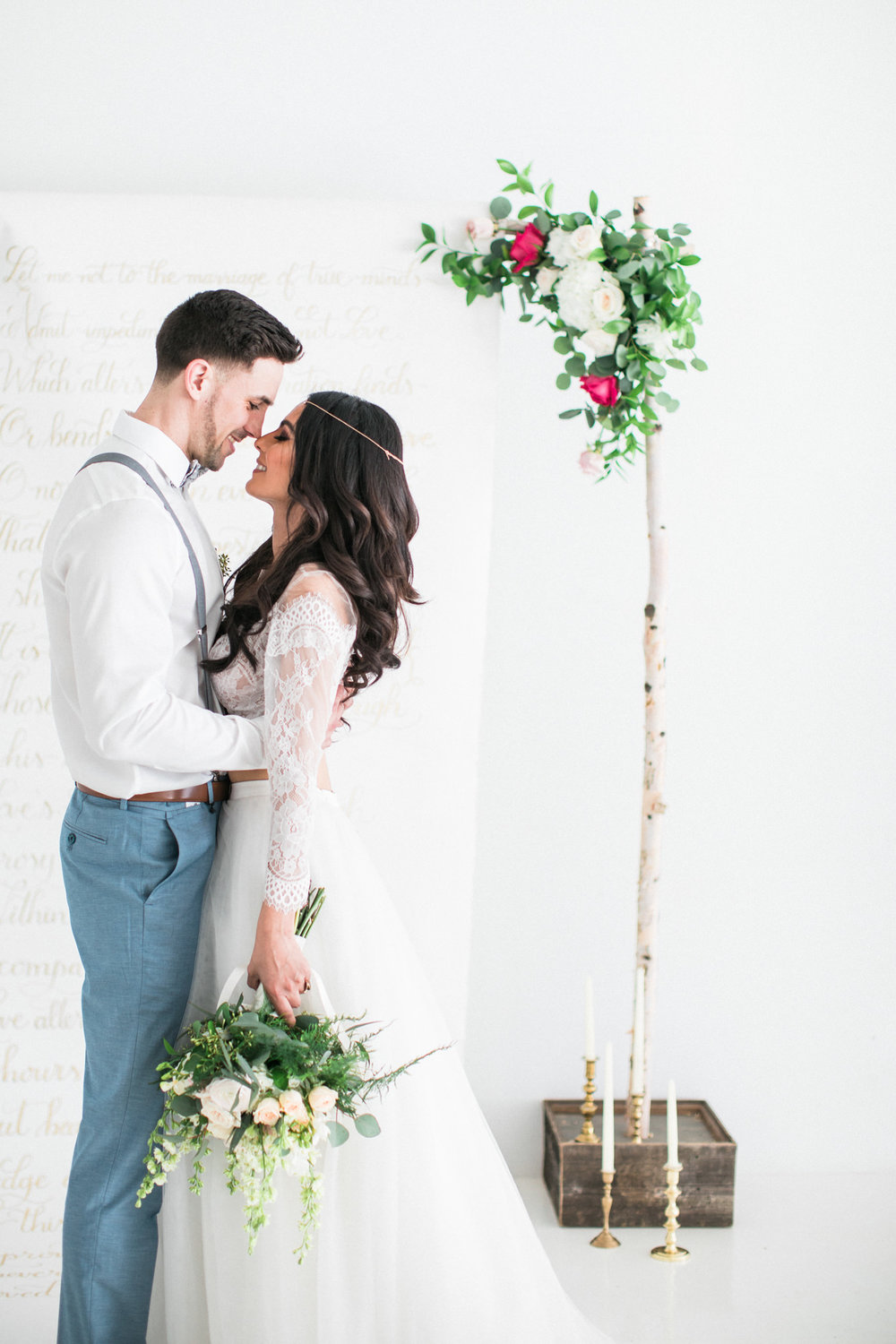 Wedding Styled Shoot Houston