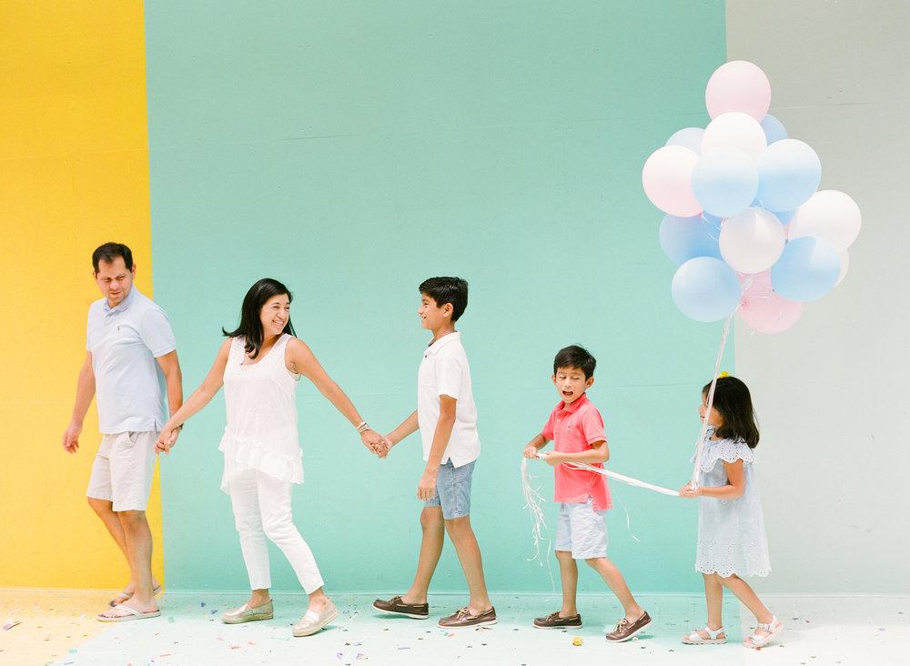 Sugar & Cloth Color Wall