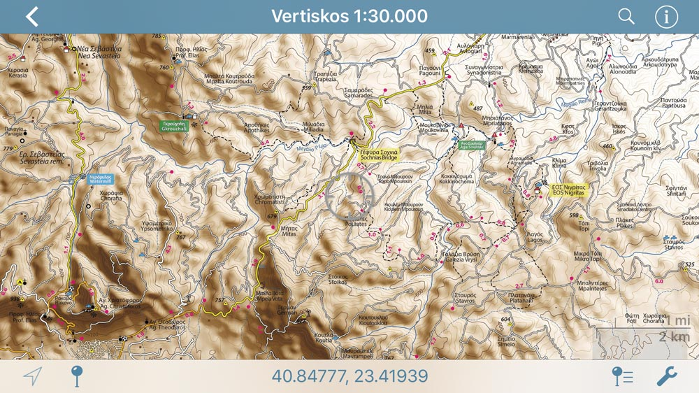 Vertiskos//Βερτίσκος - [[Scale 1:30.000///Κλίμακα 1:30.000]]