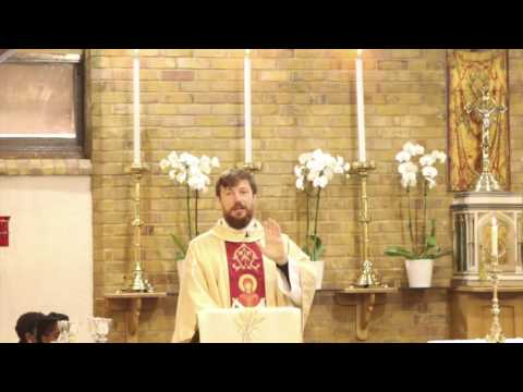 HOMILIES — Parish of Our Lady of Walsingham