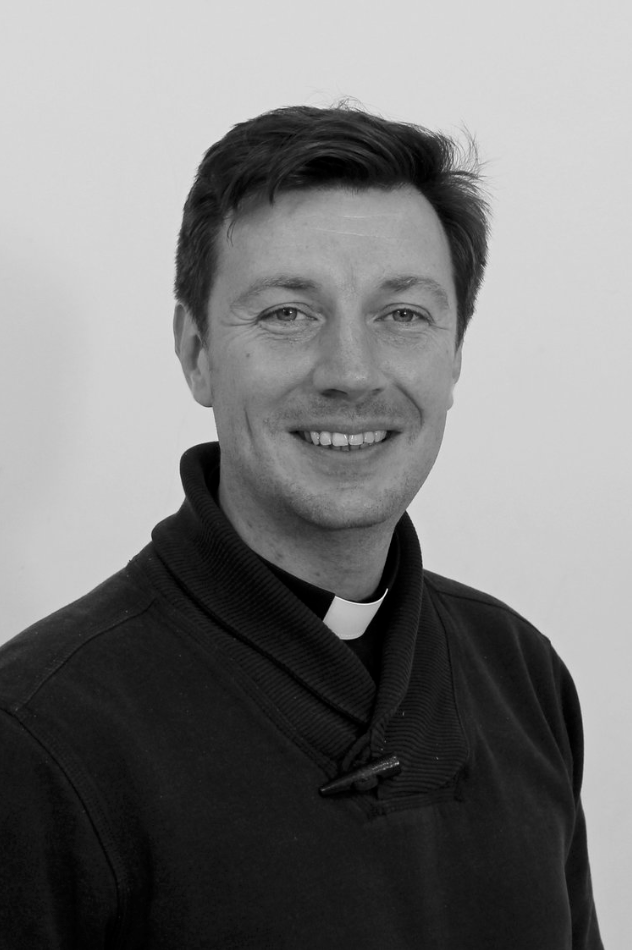 Fr James Mackay - Parish Priest