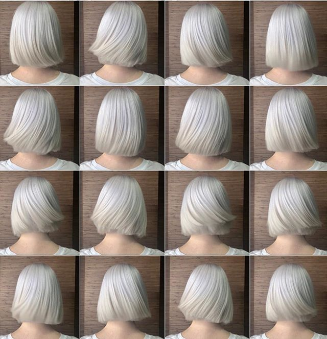 When you can't just pick one photo 👌🏼. . . . Stunning work by our senior technician @nicolefkellyhair . . . #aveda #bob #haircut #swish #avedacolor #avedasalon