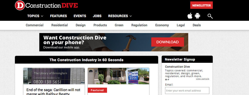 Top 8 Blogs in the Construction Industry — Labor Sync