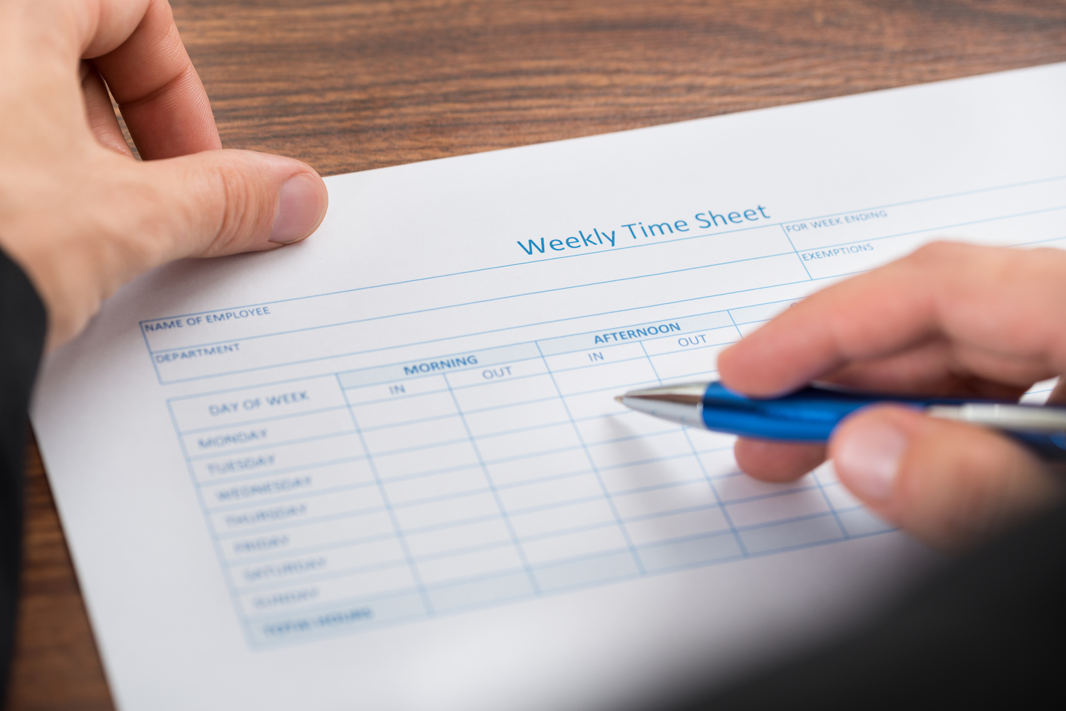why paper time sheets are a thing of the past labor sync