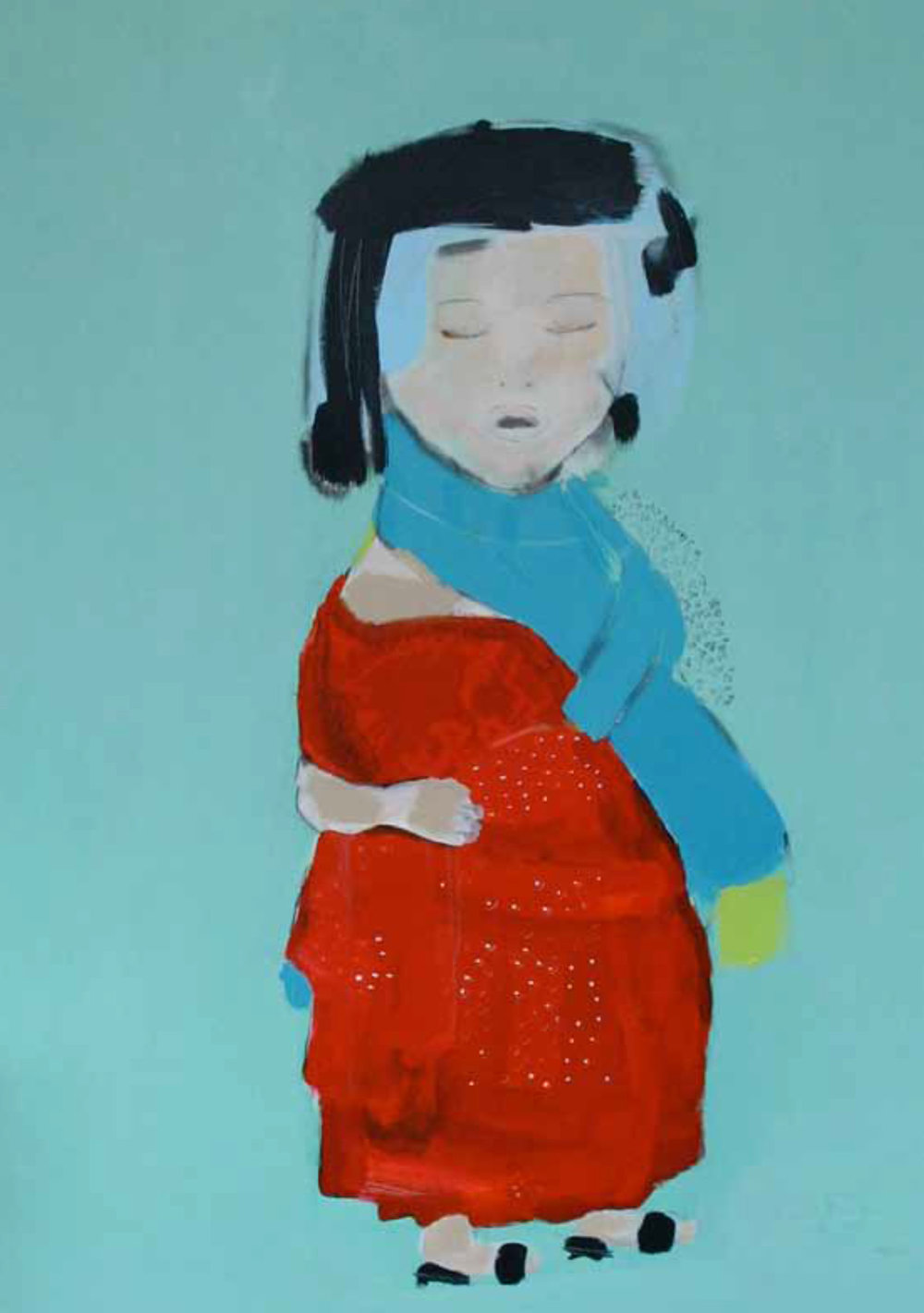 China Girl. PE: Anne Gjelsvik.