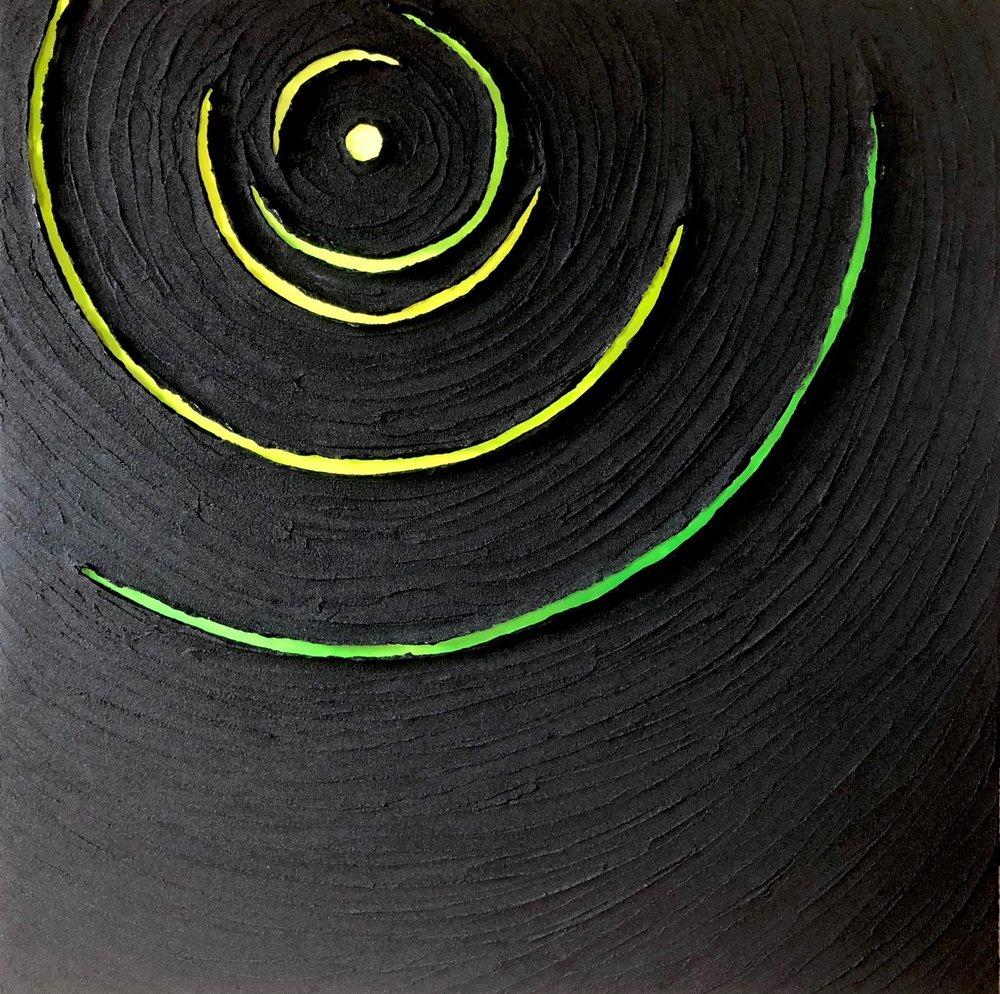 Spirale Verte #2