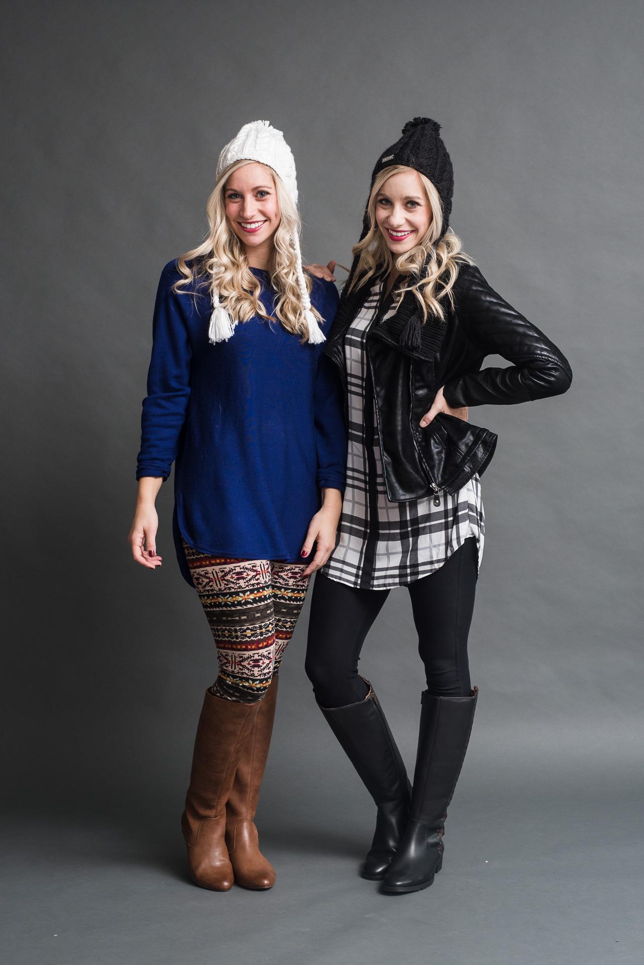 Fashion Column Twins Winter Fashion WEB 002