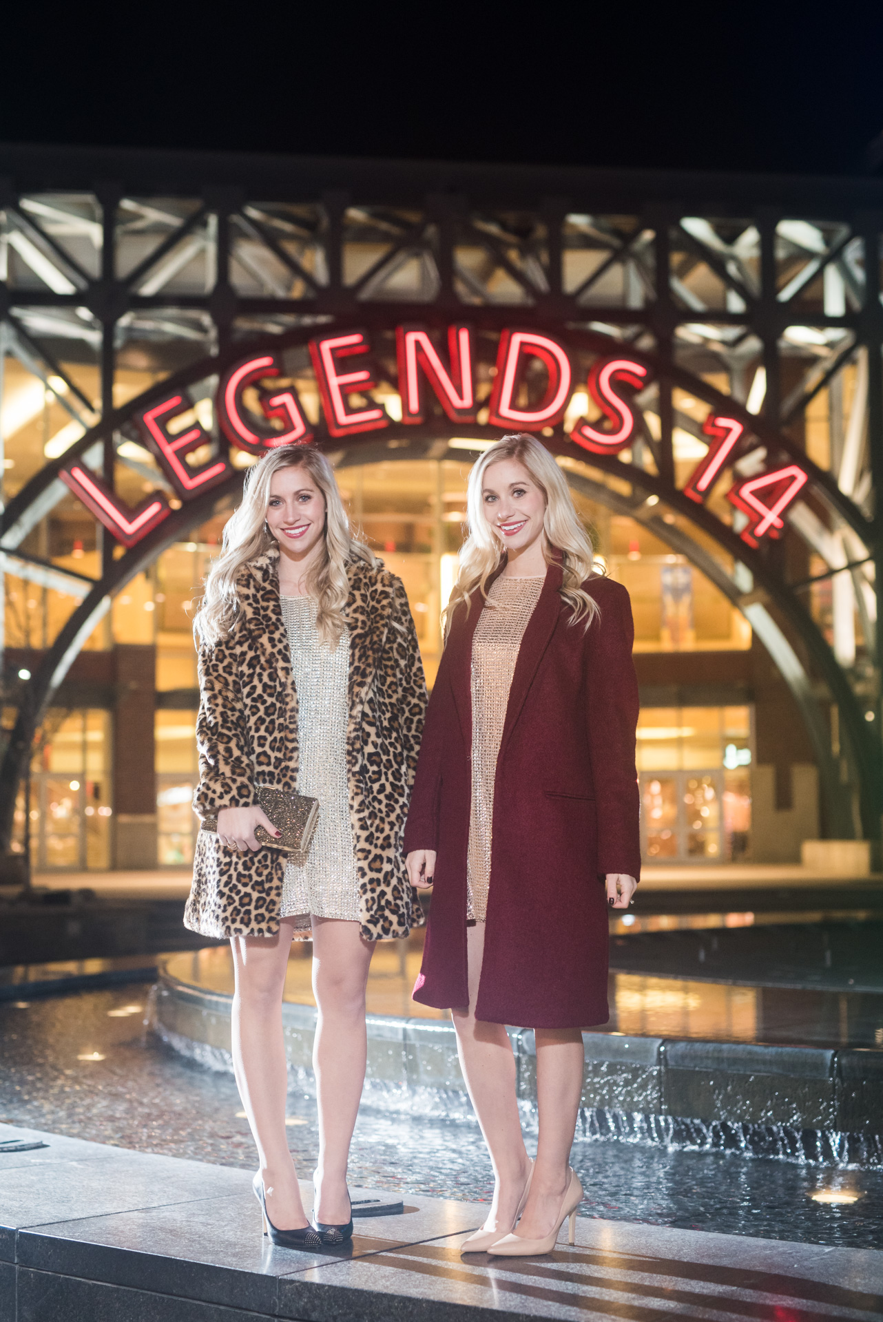 Fashion Column Twins Legends 012