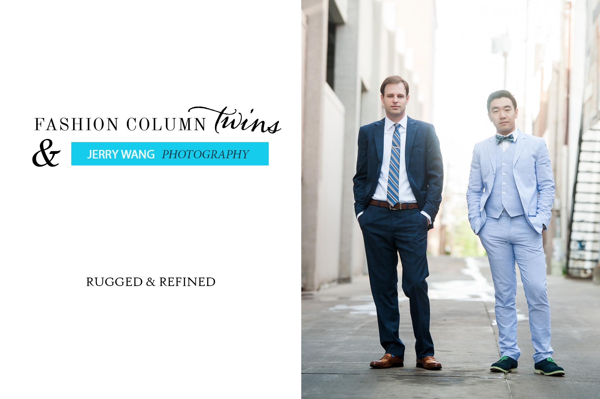 fashion-column-twins-mens-fashion-jerry-wang-photography-suits-seersucker-suit-formal-suit