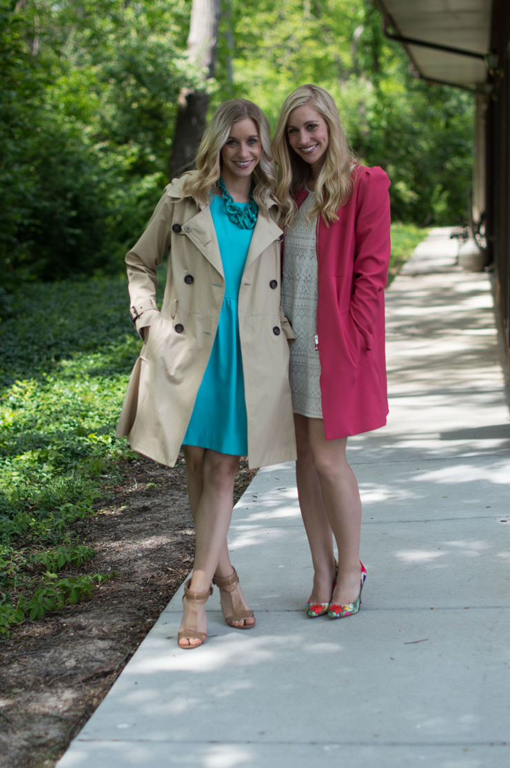 Fashion Column Twins/Graduation dresses/ H&M/ J Crew/ Urban Outfitters