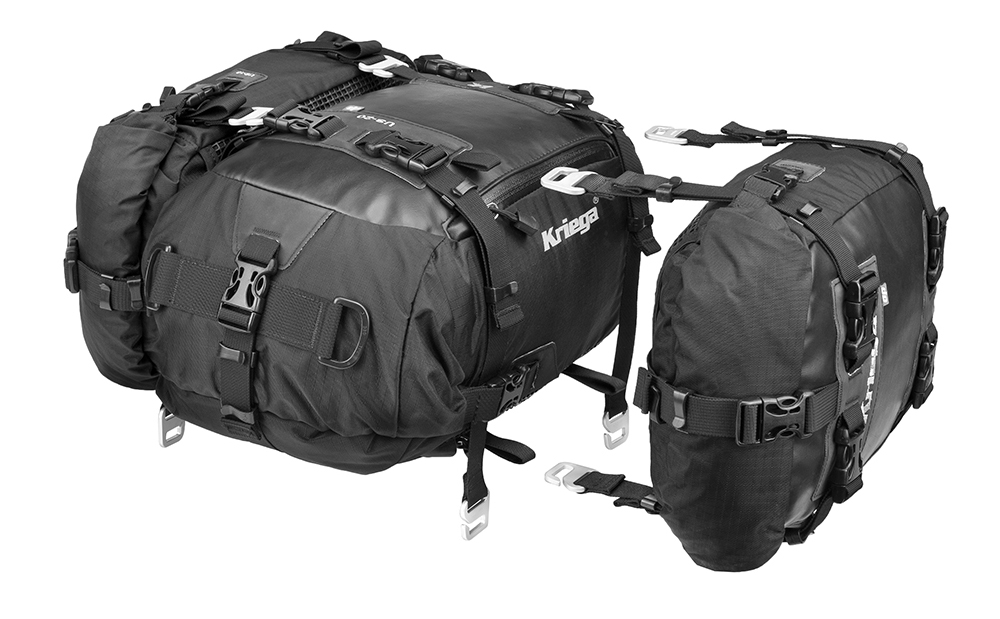 ADD TO OTHER US-DRYPACKS TO BUILD A LUGGAGE SYSTEM