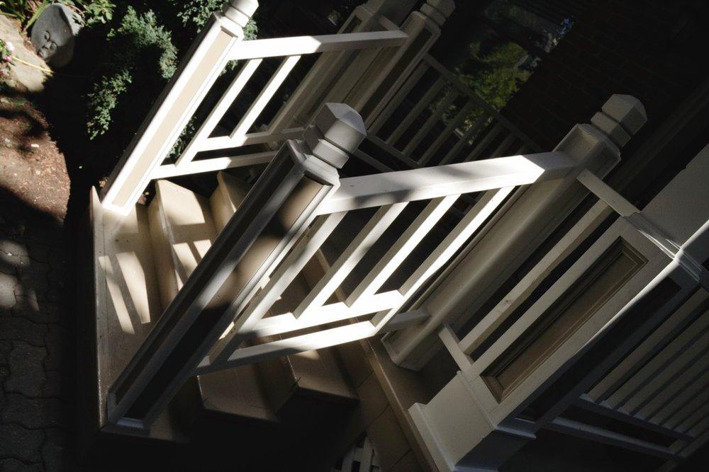 Entrance Staircase Refurbish