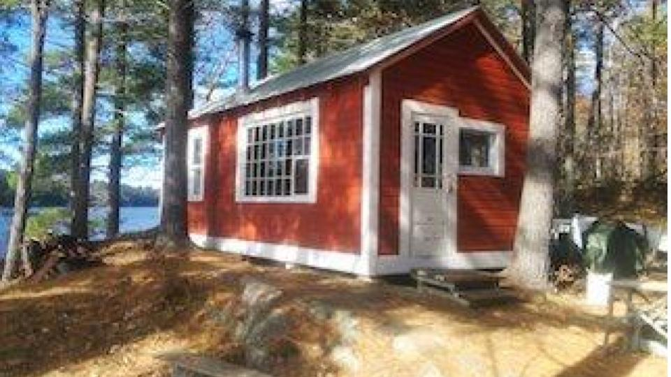 Tiny Cottage Build
