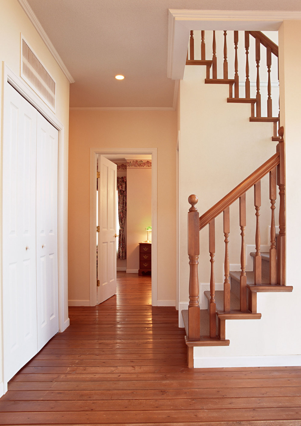 Staircase & Flooring Remodel