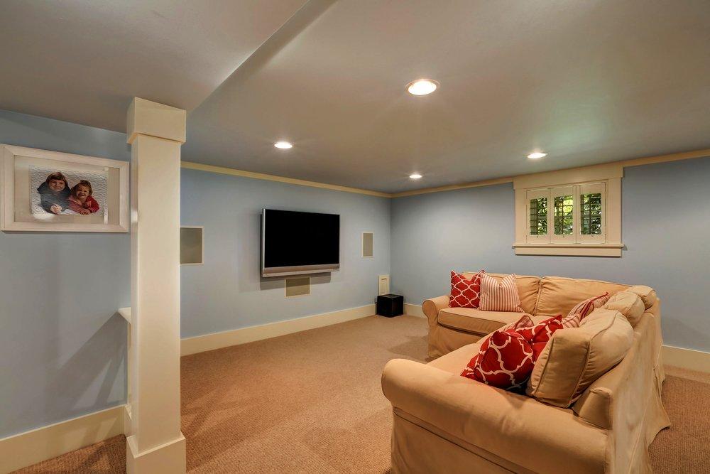 Recreational Room Remodel