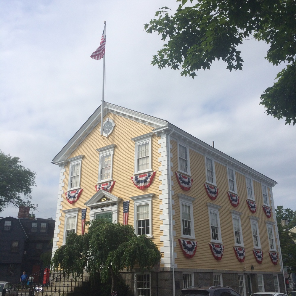 Old Town House, Marblehead, MA