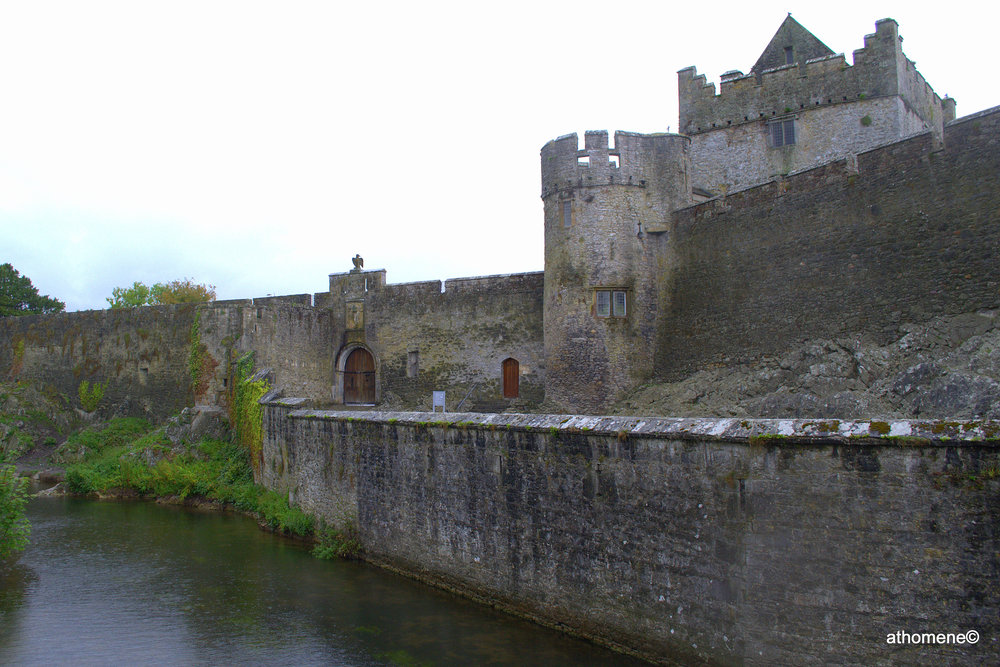Cahir Castle, County Tipperary, Ireland