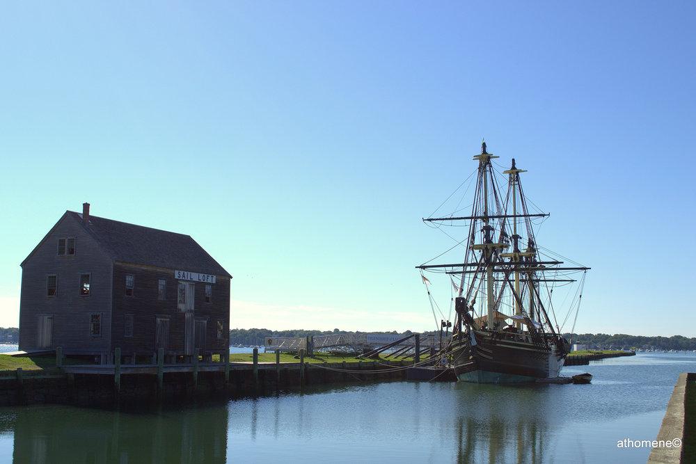 Salem Wharf