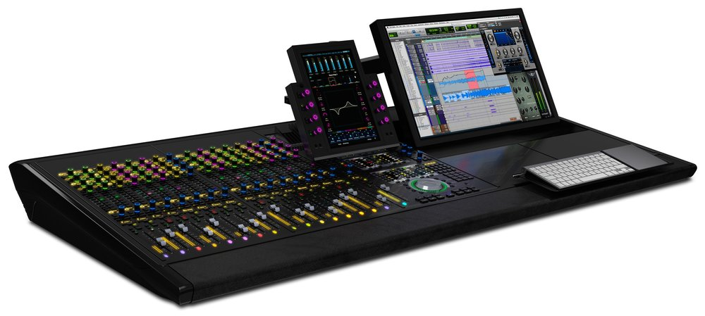 Avid S6 console.Image courtesy of https://audiosex.pro/threads/avid-s6-console.9029/