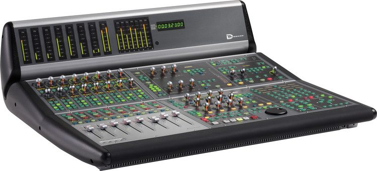 D-Command 8. Image courtesy of https://www.sweetwater.com/store/detail/HDXAny-DC8--avid-console-trade-in-upgrade-from-any-console-to-8-channel-icon-d-command