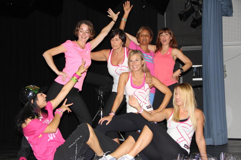 Pink Dancing Queens