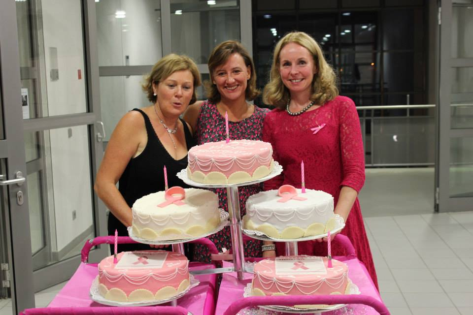 TP Ladies night cake