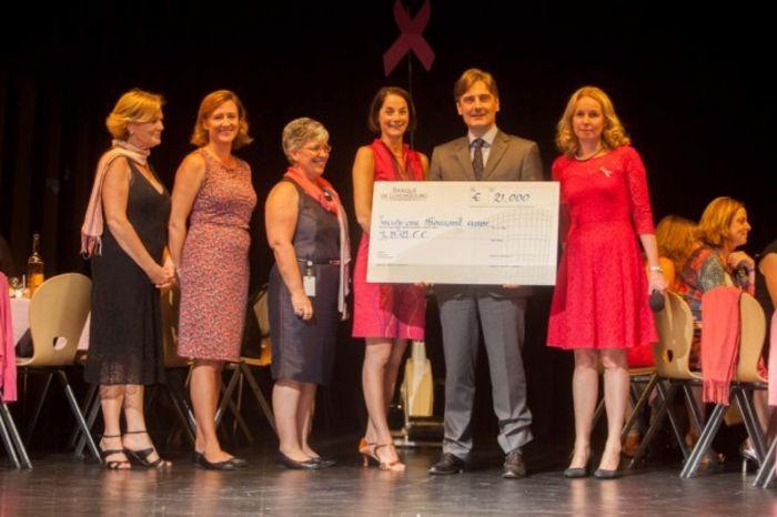 TP Ladies night cheque 3