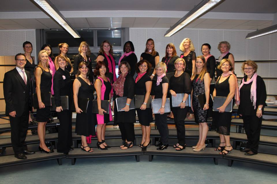 TP Ladies night choir