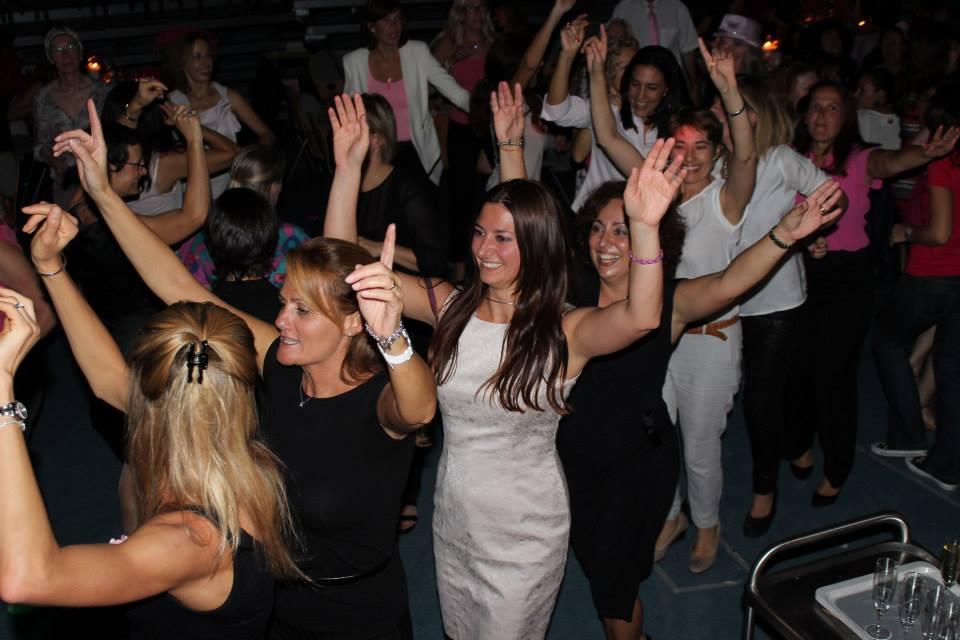 TP Ladies night dancing 2