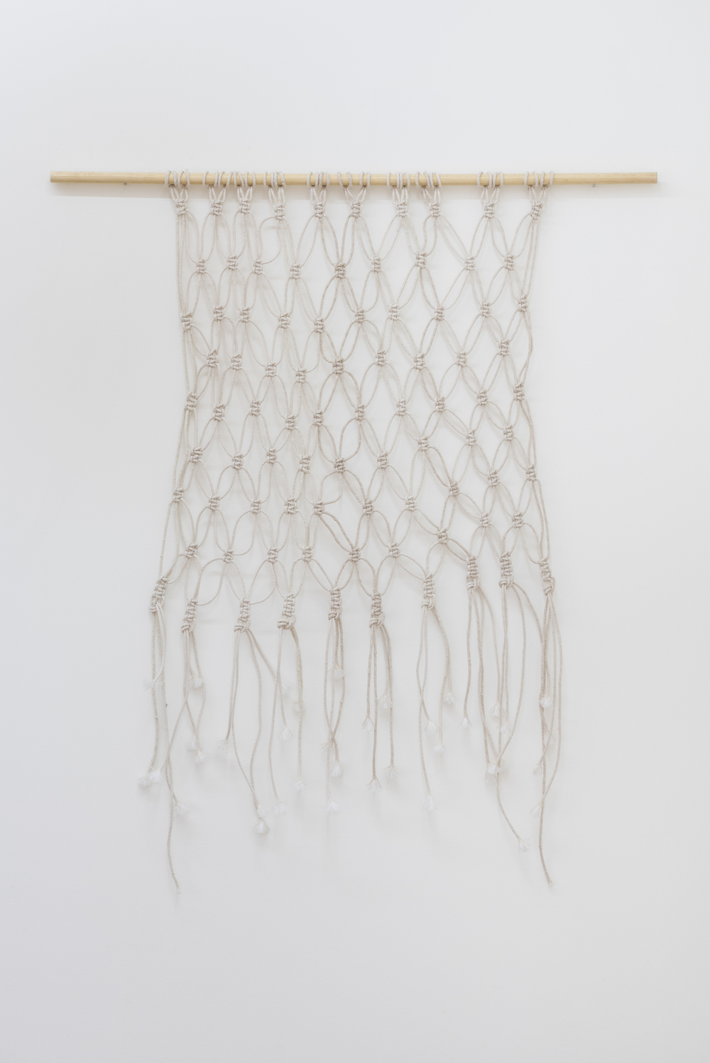 Free People Macrame wall hanging 2016