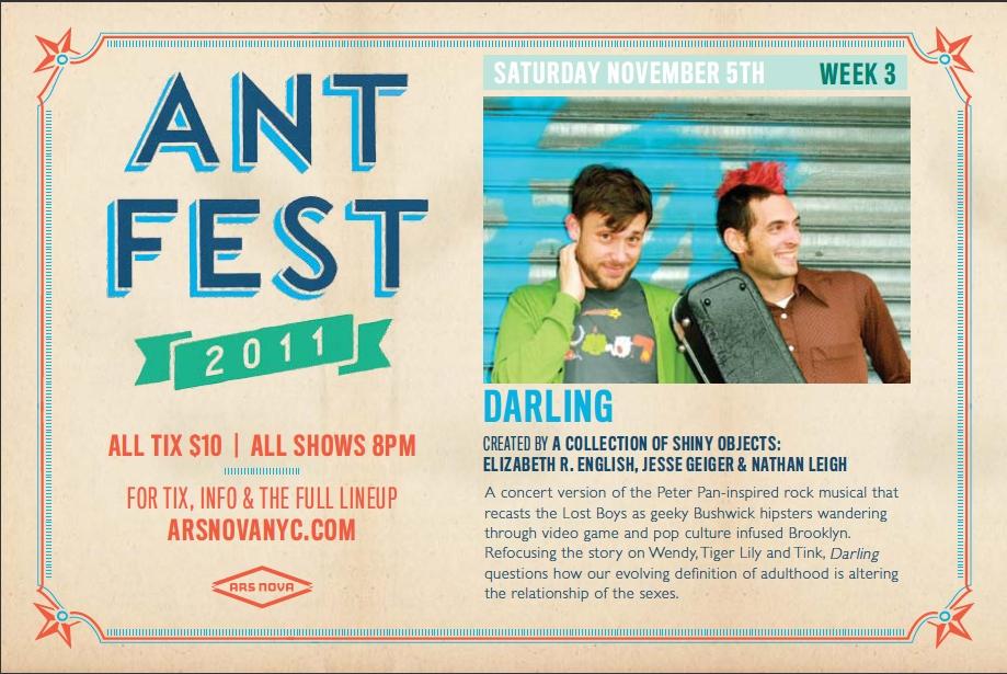 ANT Fest Promo, courtesy Ars Nova