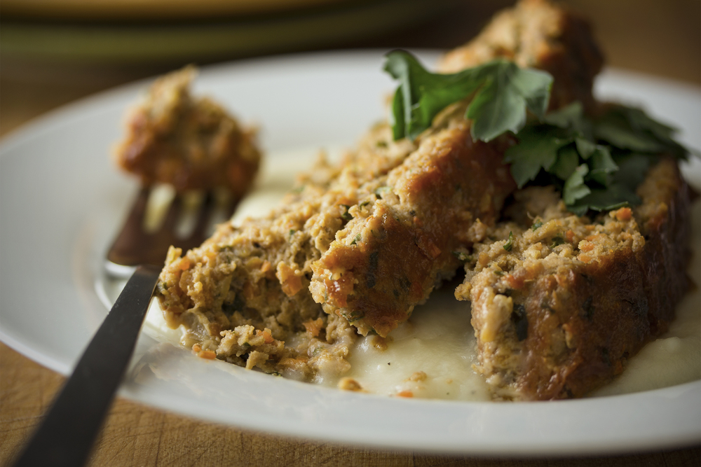 Hidden Veggie Turkey Meatloaf