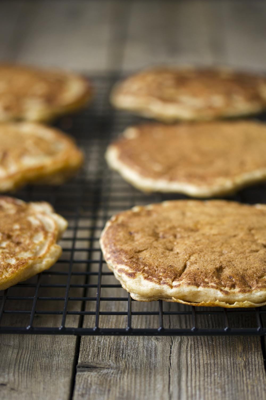 Cooling Pancakes