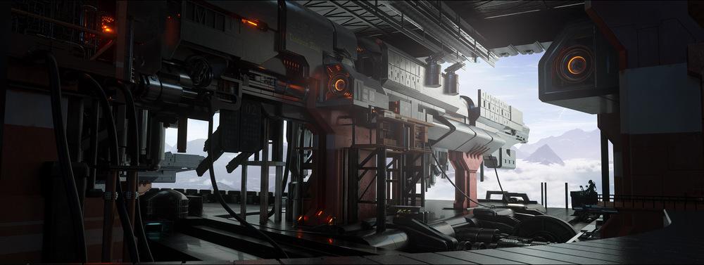Eloran Shipyard