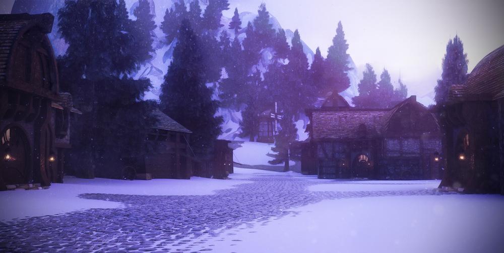 Lumbertown Winter